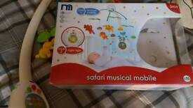 Excellent condition baby mobile