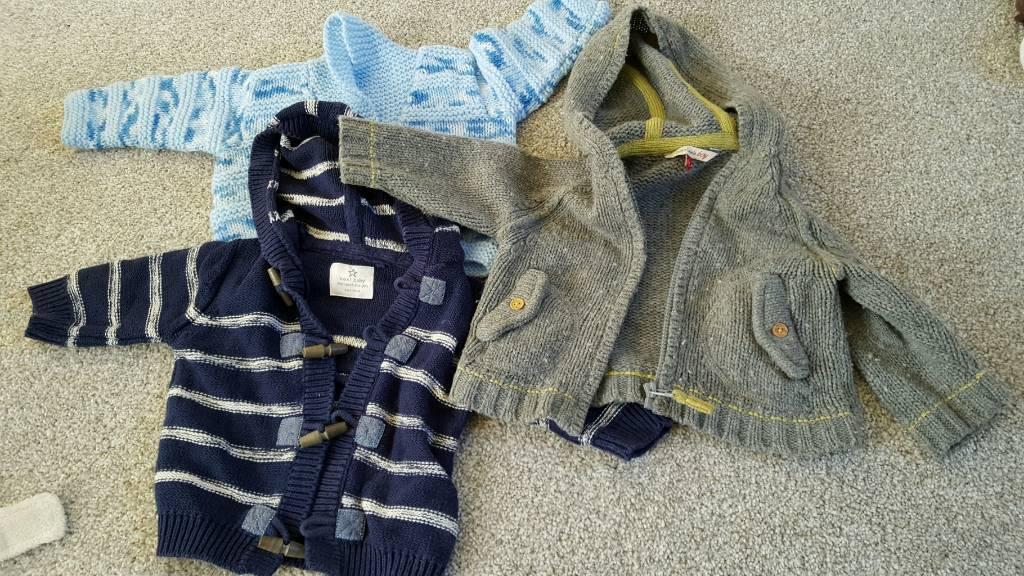 Cosy baby boy jakets