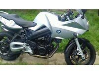 bmw f800 nice bike 33k full mot rides nice