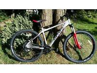 Carrea fury 2015 bike. 20 inch frame