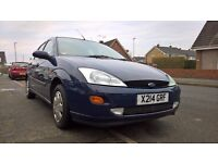 Ford Focus 1.6, Full MOT, Ready To Go