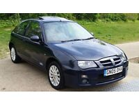 Rover 25 1.4 68000 miles leather seats must be seen