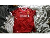 Liverpool mens football shirt