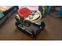 Car baby walker / rocker good condition