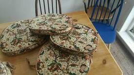 Original ercol seat pads