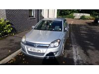 55 Plate Vauxhall Astra Design - 1.9 CDTI Turbo Diesel