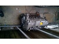 mk4 2.0di vauxhall astra complete engine with ecu £100