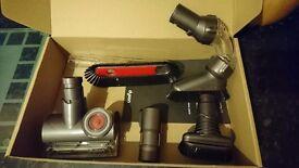 Dyson Tools (Brand new / unused)