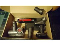 Dyson Tools (Brand new / unused)
