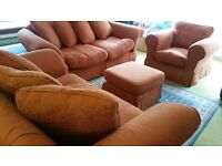 3 Piece Couch Sofa