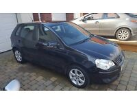 2009 VOLKSWAGEN POLO 1.2 MATCH, ONLY 67K, FULL MOT! ELECTRIC WINDOWS, JUST SERVICED!! (NOT VAUXHALL)