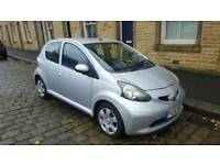 2006 Toyota Aygo 1.0 litre very cheap to run and insurance long mot