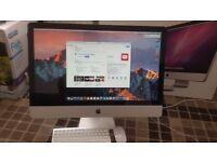 Apple iMac 27 inch, 3.6GHz Core i5 Quad Core. 1TB 8GB RAM