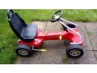 Go-Kart / Kids Kettcar Safari GT