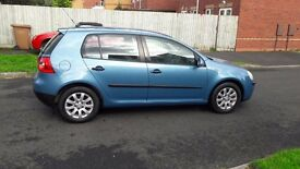 VW Golf FSI 1.6 5dr