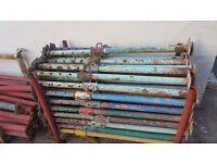 SIZE 0 Acrow Prop Post Shore Strong Acro Props Adjustable Steel Jack, LONDON