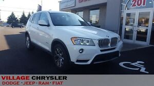 2011 BMW X3 2.8XDRIVE,NAVI,PANORAMIC,REAR VIEW CAMERA