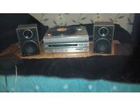 Quality sound separates setup