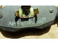 Apec 814 break pads