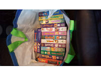 23 original disney video movies all in excellent condition