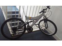Saddleless mountain bike for sale