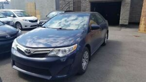 2014 Toyota Camry LE AC +  CAMERA + BLEUTOOTH + CRUISE CONTROL
