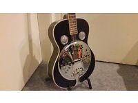 Brand New Crossfire Resonator Guitar - Collection Only.
