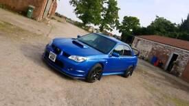 Subaru impreza wrx (forged)