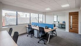 2-3 Person Private Office Space in Manchester City Centre, M2 | From £175 per week