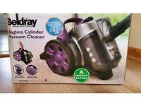 Beldray bagless vacuum cleaner