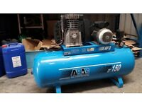 ABAC Compressor and Tank.