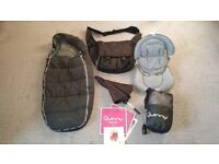 Quinny Buzz pushchair and Maxi Cosi car seat plus all accessories