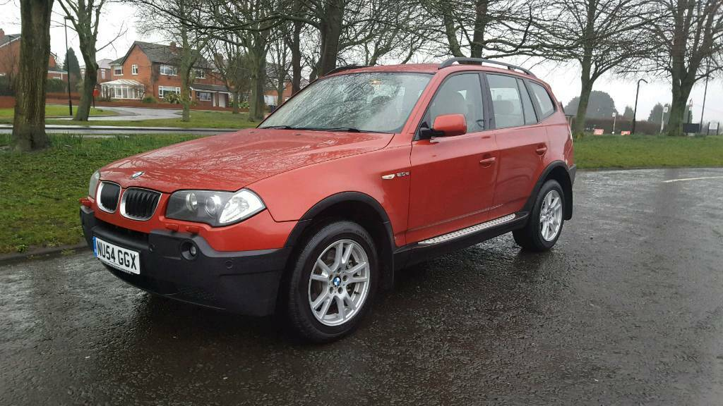 2004 54 BMW X3 2.0D SE 4X4 | in Newcastle, Tyne and Wear | Gumtree