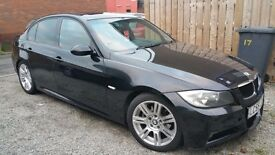 Bmw 320d msport fully loaded 12 months MOT
