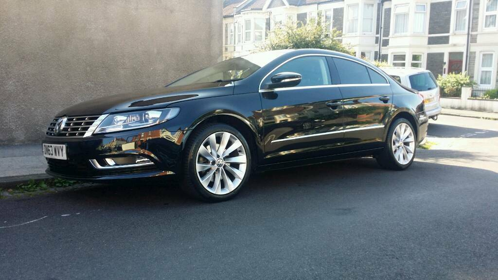 volkswagen passat cc gt diesel 2 0 2014 in bristol city centre bristol gumtree. Black Bedroom Furniture Sets. Home Design Ideas