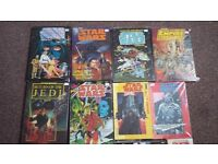 Star Wars Rare Collection Books/Annuals