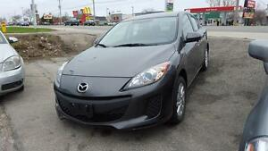 2013 Mazda Mazda3 SkyActiv | Factory Warranty