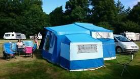 Pennine 510 Folding Camper