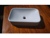 MODA table top sink **NEW/BOXED**