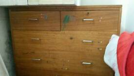 Chest draw good condition