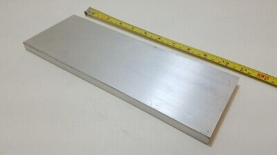 6061 Aluminum Flat Bar 12 X 4 X 11 Long Solid Stock Plate Machining