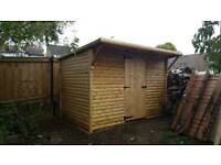 MJK LANDSCAPING QUALITY GARDEN AND CORNER SHEDS
