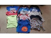 Large bundle of boys 5-6 clothes