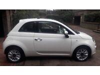 Fiat500 semi auto