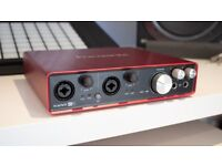 Focusrite 6i6 2nd Gen USB Audio Interface