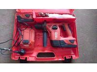 Hilti TE4-22A SDS Rotary Hammer Drill