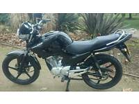 Yamaha YBR 125CC 2011 One Owner From New Only 9583 miles