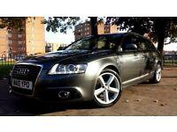 2010 Audi A6 2.0 TDi 170 Avant S-Line **Facelift Model**