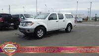 2006 Nissan Frontier SE Crew Cab 4x4 - Power Options & Canopy