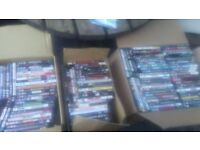 114 mixed dvds